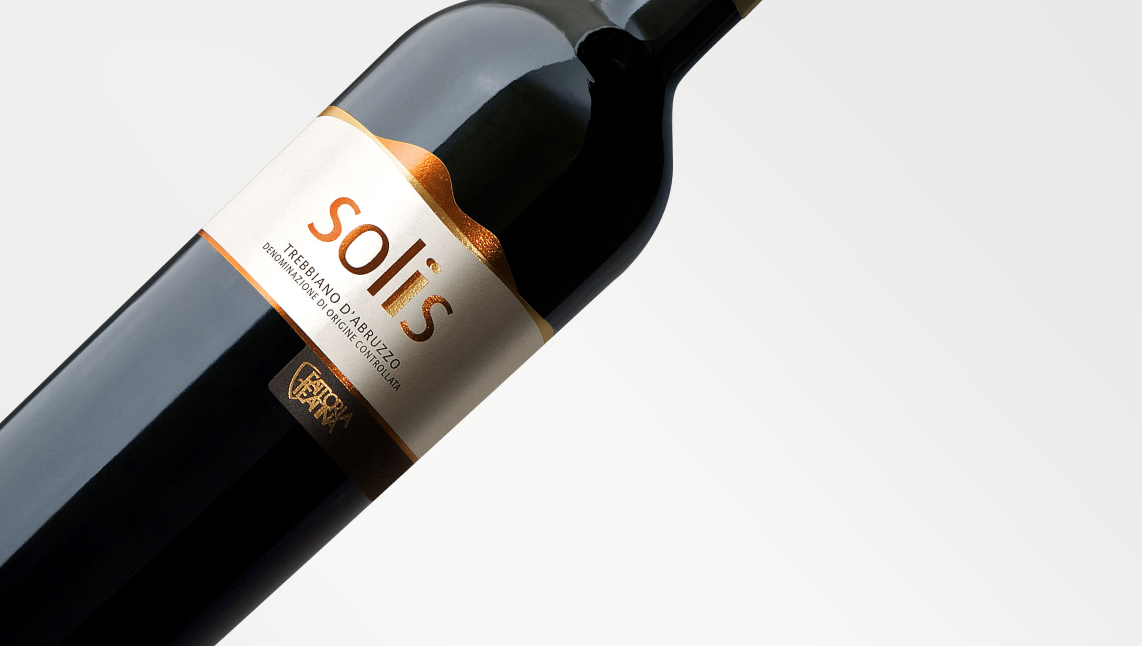 Soliis Trebbiano packaging Design
