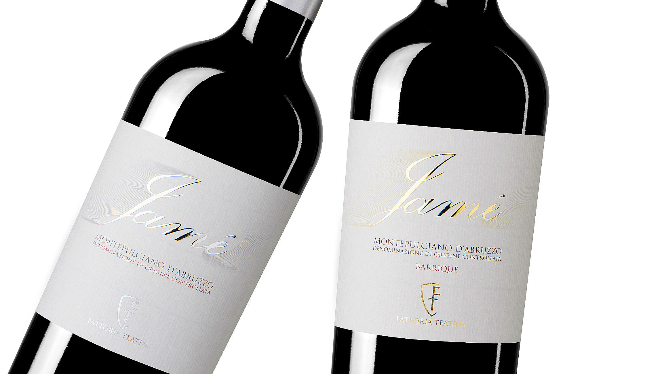 Jamé Montepulciano Packaging Design